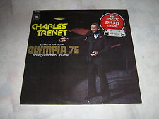CHARLES TRENET 33 TOURS FRANCE OLYMPIA 75