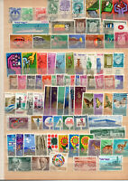 86 timbres Israel années 60