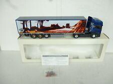 LBS ELIGOR 1/43 Scania R-164 / 580 V8 Dealer  PROMO MODELL NEW IN OVP SELTEN