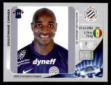 Panini Champions League 2012-2013 Mapou Yanga-Mbiwa Montpellier  No.140
