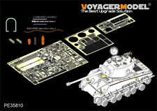 "PE per la seconda guerra mondiale US M4A3E8 Sherman ""Easy EIGHT"" Basic, 35810, 1:35, Voyagermodel"