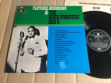 FLETCHER HENDERSON & THE DIXIE STOMPERS - 1925-6 - LP - PARLOPHONE PMC 7109