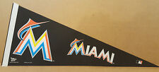Miami Florida Marlins 2012 Baseball Team MLB Pennant WinCraft Newest Style USA