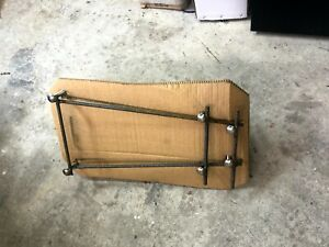 Jig for an SR Smith 1/2METER STEAL DIVING BOARD STAND 71-209-541-SS