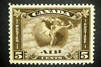 *Kengo* Canada stamp #C2 Airmail MINT hinged VF CV$80 @312