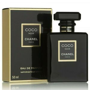 Coco Noir   Chanel   CNL   50 mL / New Unopened Sealed Box