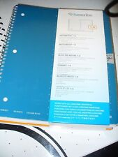 Livescribe Smartpen Notebooks, Pack #1-4