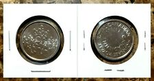 Canada RCM Royal Canadian Mint Test Token Medallion with Bubbles!!