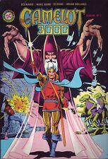Camelot 3000 Album N°1 (Avec n°1 et 2) - Arédit-D.C. Comics 1983 - BE