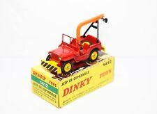 Dinky 1412 Jeep De Depannage Breakdown In Its Original Box - Near Mint Rare