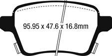 DP42250R EBC YELLOWSTUFF BRAKE PADS