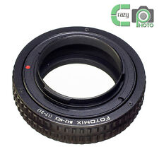 M42 to NEX 17mm-31mm Adjustable Focusing Helicoid Adapter Macro Tube M42-NEX