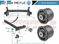 FOR FORD FIESTA MK7 2008- REAR AXLE TRAILING SUSPENSION ARM BEAM BUSH BUSHES