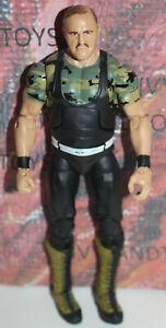 WWE Sgt. Slaughter Mattel Elite Wrestling Action Figure Series Hall Of Fame