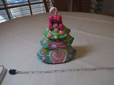 My Little Pony Minty Christmas tree 2006 Hasbro convertible kitchen playset hous