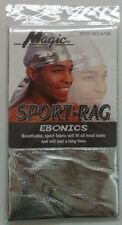 Magic Sport Rag Hip Hop Urban Shiny Silver Du Doo DuRag DooRag bandana