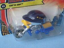 Matchbox Police Motorcycle Cap'N Cop Toy Model Rare in BP
