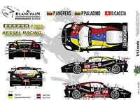 "[FFSMC Productions] Decals 1/43 Ferrari F-430 Scuderia GT ""Kessel Racing"""