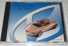 Foto-Cd/Pressefotos Hyundai Coupe, Stand 1999