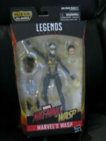 "Marvel Legends 6"" Wasp New Sealed w/ Cull Obsidian BAF Infinity War MCU Ant-Man"