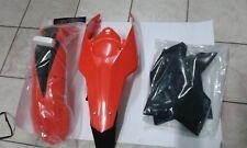 KIT PLASTICHE KTM EXC 125 250 300 2008 2009 2010 2011 KIT 3 PZ COLORE ORIGINALE