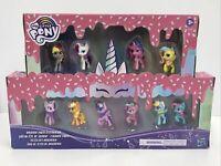 UNICORN PARTY CELEBRATION My Little Pony 10 MINI Pack DAZZLE CAKE Cadance NEW