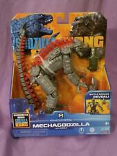 Godzilla vs Kong - Monsterverse MECHAGODZILLA With HEAV Battle Damage PLAYMATES