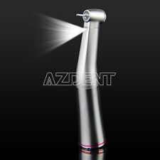 Dental 1:5 Increasing Contra Angle Fiber Optic Handpiece Push Button Bravo Spain