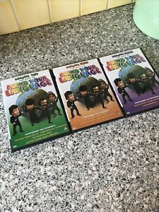 Mind Your Language The Best Of DVD 2003 Volumes 2-4. FREE UK POSTAGE
