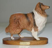Royal Doulton Connoisseur Series Collie Statue