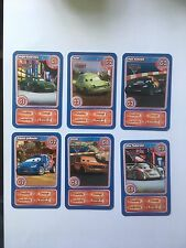 Morrisons Disney Magical Moments Festival Cars 2 G1 G2 G3 G7 G8 G9 Trading Cards