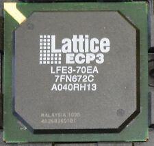 Lattice LFE3-70EA-7FN672C ECP3 Family FPGA 380 I/O LFE3-70EA