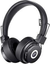 NIA X6 Wireless Stereo Bluetooth Headphone Headset FM radio Fold able Sport