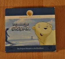 CD Hörspiel Box (2 CD Hörspiele) Der kleine Eisbär, Prädikatsedition (2012), Top