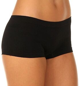 Coobie Seamless Boy Short Panty One Size - 9008