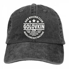 Gennady Golovkin Boxing Club Fashion Baseball Adjustable Hat Cowboys Caps