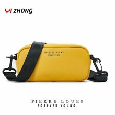 Women Shoulder Bag Leather Luxury Crossbody Bag Lady Teenage Message Bag