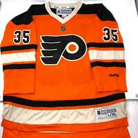 NHL Reebok Philadelphia Flyers Steve Mason Jersey Youth Kids Size L/XL