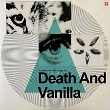 DEATH AND VANILLA - TO WHERE THE WILD THINGS ARE  CD NEU