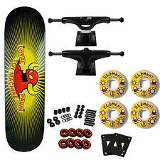 "Toy Machine Skateboard Complete Loyal Monster 8.25"" Element 53mm Wheels"