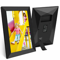 10.1 Inch WiFi Digital Photo Frame Share Video Picture Instantly via Frameo APP