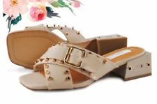 Khoee Fashion Sandals for Women 27278-5 (Cream)  SIZE 39