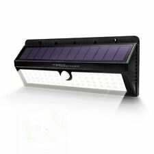 62 LED Solar Motion Sensor Light Outdoor Garden Security Light Bright Lamp