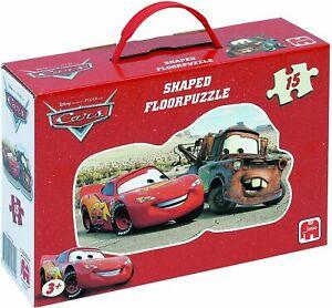 JUMBO 01044, Disney Pixar Cars - Bodenpuzzle, 15 Teile Puzzle Kinder