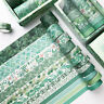 12 Stk Washi Tape Set DIY Scrapbooking Masking Tape Niedliche Aufkleber Dekor