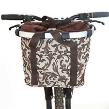 Pet Cat Dog Puppy Bike Cycling Car Crate Carrier Bag Basket Case Travel Carriers