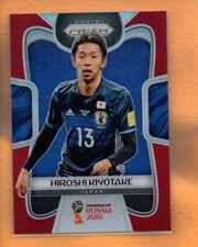Hiroshi Kiyotake 2018 PANINI PRIZM WORLD CUP RED PRIZMS #126 /149 Japan