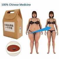 40PCS Slimming Diets Useful Weight Loss Slim Patch Pads Detox Adhesive Sheet US#