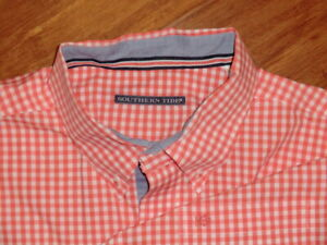SOUTHERN TIDE, MARSH, PROPER, POINT, VINES CLASSIC POLO SHIRT LARGE