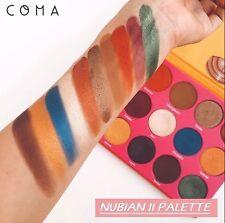 Juvias Place Nubian 2 Eyeshadow Palette UK Seller 100% Genuine